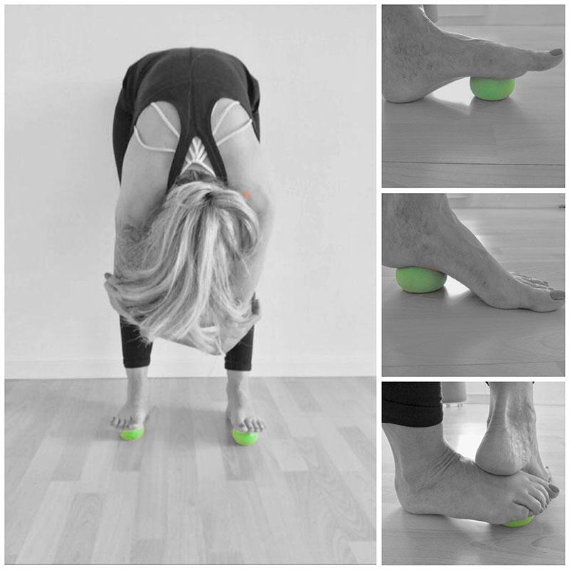 Myofascialrelease & Yin Yoga & Aromaöle