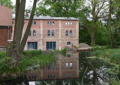 Unterkunft Breitenteicher Mühle