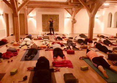 Yin Yoga Breitenteicher Mühle 2017