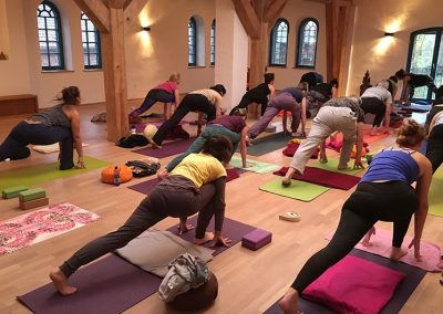 Yoga Breitenteicher Mühle 2017