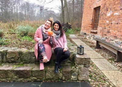 Yin & Yang Yoga Retreat in der Breitenteicher Mühle