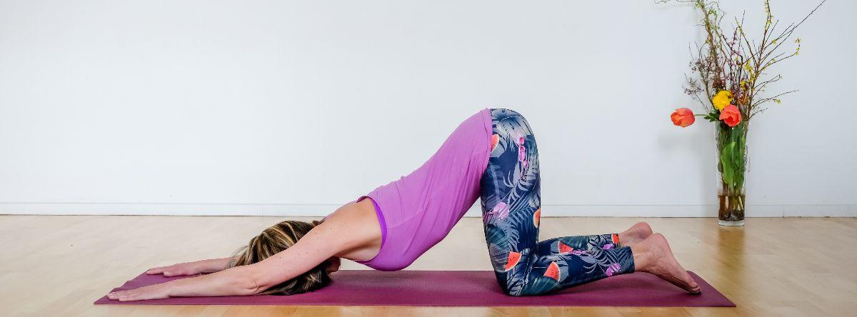yoga fuer schultern